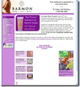 Barmon website