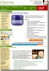 Revitol website