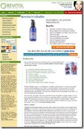 Visit the Revitol Cellulite Solution website