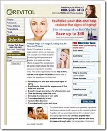 Revitol Complete Website